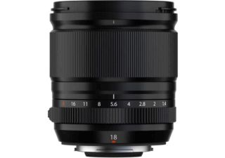 Fujifilm XF 18 mm f/1.4 R LM WR objectif photo