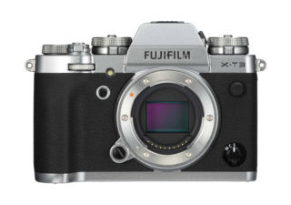 FUJIFILM X-T3 compact hybride argent