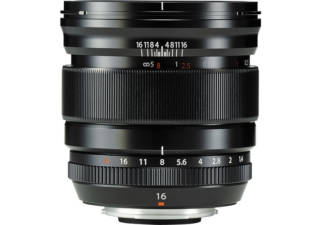 FUJIFILM XF 16 mm f/1.4 R objectif photo