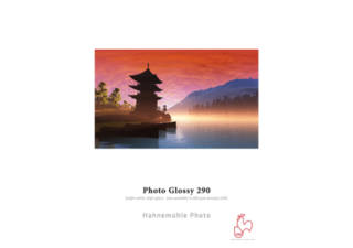 HAHNEMUHLE Photo Glossy papier photo 25 feuilles A3 260 gr