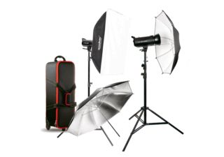 GODOX kit flash de studio SK400II-E