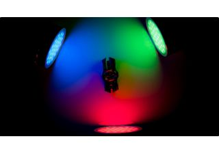 Godox R1 mini torche LED ronde RGB