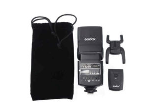 GODOX flash cobra manuel Speedlite TT520II