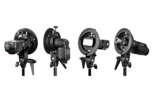 GODOX fixation type S pour flash cobra