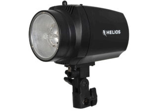 HELIOS torche flash Mini Pro 180W