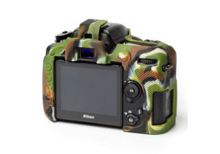 EASY COVER housse de protection camouflage pour Nikon D7500