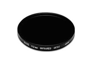HOYA R72 filtre infrarouge circulaire 52 mm