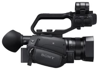 SONY camescope de poing HXR-NX80