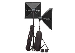 ELINCHROM kit flash de studio D-Lite RX One Softbox