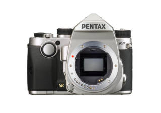 Pentax KP silver
