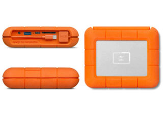 LaCie Rugged BOSS SSD 1To