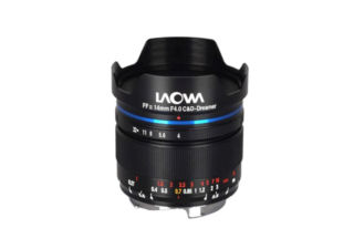 Laowa 14 mm f/4 FF RL Zero-D monture Sony FE objectif photo