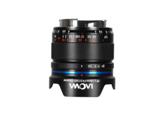 Laowa 14 mm f/4 FF RL Zero-D monture Leica L objectif photo