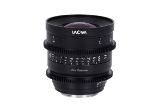 Laowa 15mm T2.1 Zero D Cine monture Sony FE objectif vidéo