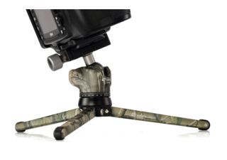 Leofoto Pocket mini trépied MT-01 + Ballhead LH-25 Camo