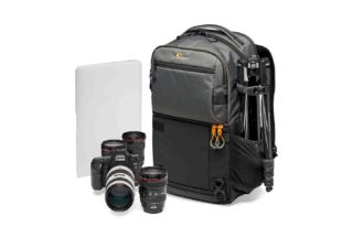 Lowepro Fastpack Pro BP 250 AW III sac à dos photo gris