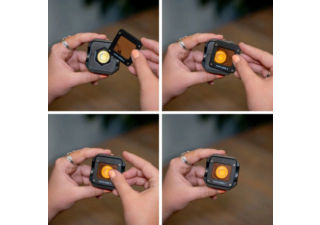 Lume Cube Master pack support et filtres pour Lume Cube Air