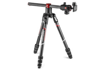 Manfrotto Befree GT XPRO MKBFRC4GTXP-BH trépied photo carbone