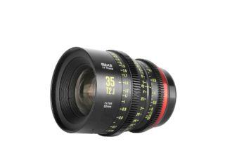 Meike 35mm T2.1 FF-Prime monture PL objectif Ciné