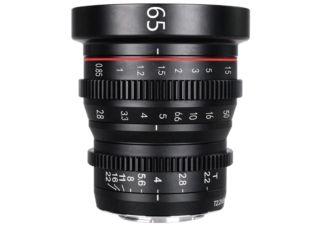 Meike 65mm T2.2 monture Sony E objectif vidéo
