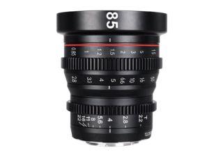 Meike 85mm T2.2 monture Sony E objectif vidéo