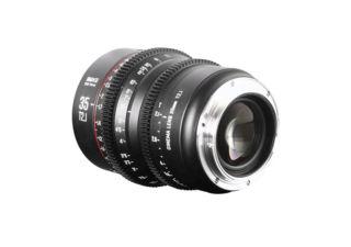 Meike 35mm T2.1 Super 35 monture Canon EF objectif Ciné