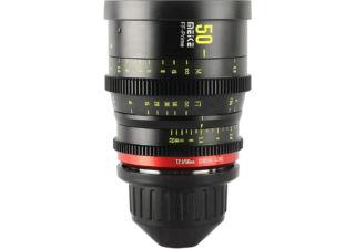 Meike 50mm T2.1 FF-Prime monture Leica L objectif Ciné