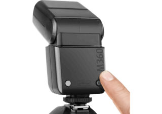 METZ Mecablitz M360 Digital flash cobra pour Fujifilm