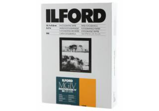 ILFORD papier photo MULTIGRADE IV RC DE LUXE /25M - Surface Satinée/ 12,7 x 17,8 cm 100 feuilles