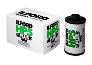 ILFORD film noir & blanc 135 HP5 PLUS 36 poses