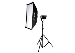 Nanlite softbox rectangulaire 60x90cm
