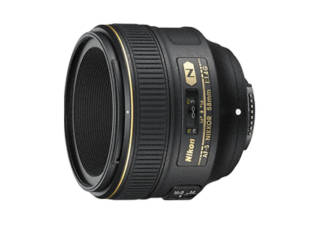 NIKON 58 mm f/1.4G objectif photo