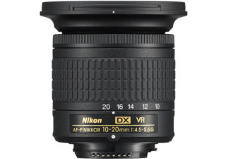 NIKON AF-P DX 10-20mm f/4.5-5.6G VR objectif photo