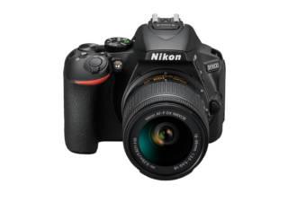 NIKON D5600 + AF-P 18-55 mm VR reflex numérique