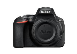 NIKON D5600 nu reflex numerique noir