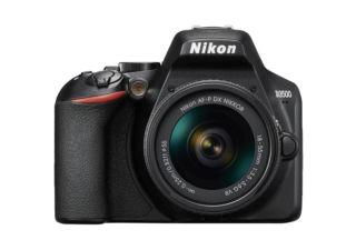 Nikon D3500 réflex numerique avec objectif AF-P NIKKOR 18-55mm f/3.5-5.6 VR
