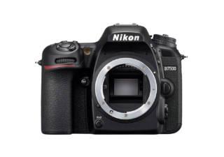 NIKON D7500 nu reflex numérique