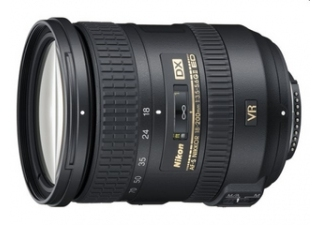 NIKON NIKKOR AF-S DX 18-200mm f/3.5-5.6 G ED VR II objectif photo