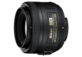 NIKON AF-S DX NIKKOR 35 mm f/1.8G objectif photo