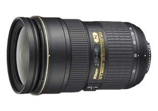 NIKON AF-S 24-70 mm f/2.8G ED objectif photo