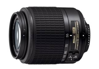 NIKON AF-S DX 55-200 mm f/4-5.6G ED objectif photo