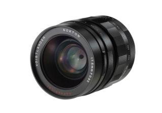 VOIGTLANDER Nokton 17,5 mm f/0,95 monture Micro 4/3 objectif vidéo