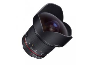 SAMYANG 14 mm f/2.8 IF ED UMC Aspherical monture CANON AE objectif photo