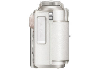OLYMPUS E-PL9 compact hybride nu blanc