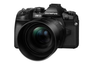 OLYMPUS M.ZUIKO DIGITAL ED 45mm 1:1.2 PRO objectif photo
