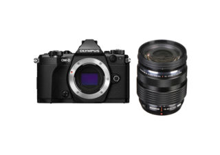 OLYMPUS kit OM-D E-M5 MARK II + M.ZUIKO DIGITAL ED 12-40 mm f/2.8