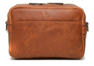 Ona sac topload Crosby anthique cognac