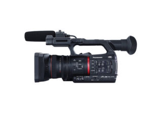PANASONIC AG-CX350 caméscope de poing 4K