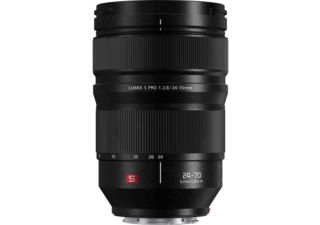 Panasonic LUMIX S PRO 24-70 mm f/2.8 objectif photo