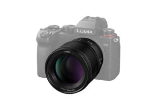 Panasonic Lumix S 85 mm f/1.8 monture Leica L objectif photo